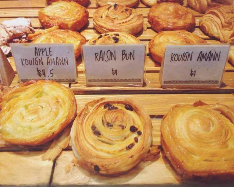 Pastries at Tiong Bahru Bakery | © Debbs/Flickr