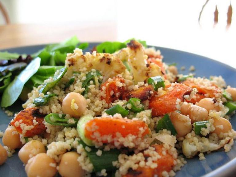 Vegetable couscous   © Scatteredmom/Flickr