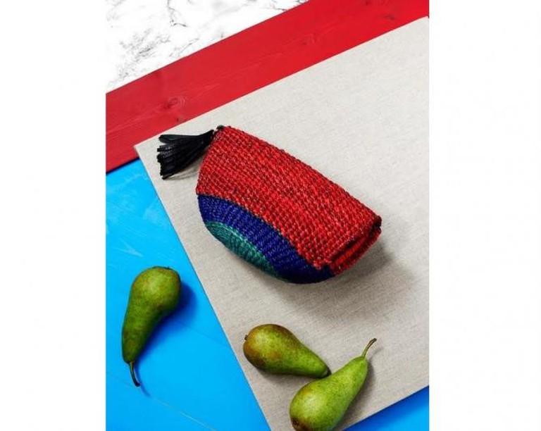 Woven bag © Courtesy Akosua Afriyie-Kumi