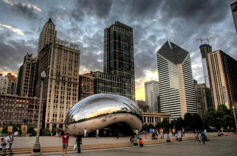 Cloud Gate I | © Craig /Flickr