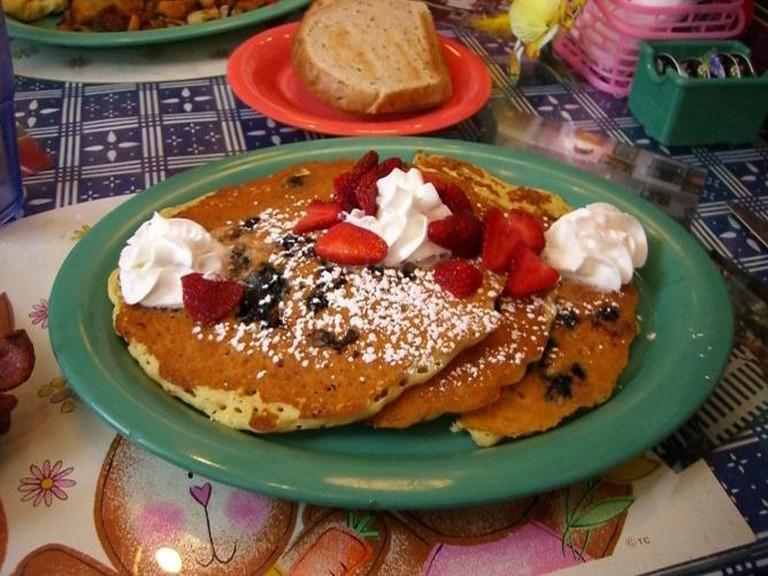 Blueberry Pancakes (Pauline's)