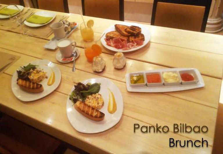Brunch at Panko