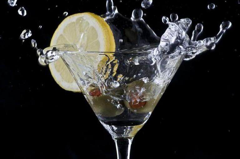 007's Martini © Flickr Upload Bot/Flickr
