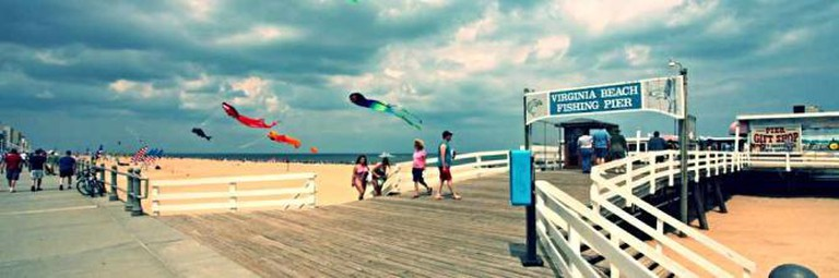 Kite Fest at Virginia Beach Boardwalk