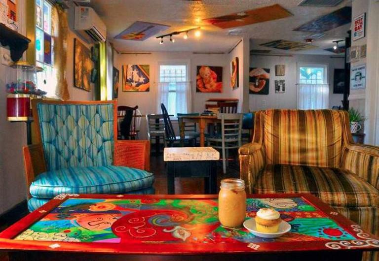 Courtesy of Felicitous Coffee & Tea House