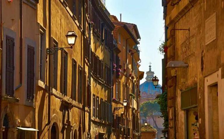 Monti, Rome | © Moyan Brenn/Flickr