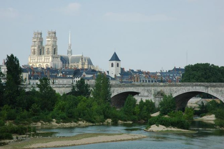 Orleans Cathedrale Pont Georges V | ©Fupload/WikiCommons