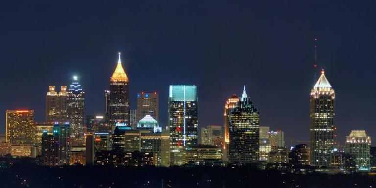 Buckhead views of Atlanta's skyline | © Chuck Koehler/Flickr