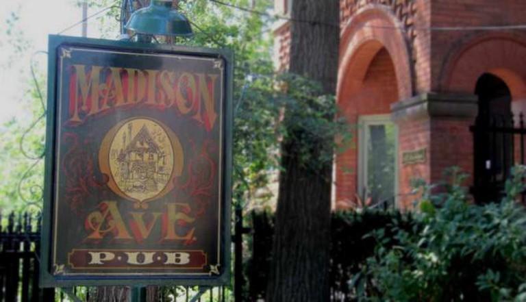 Madison Avenue Pub | © Chloe MacPherson