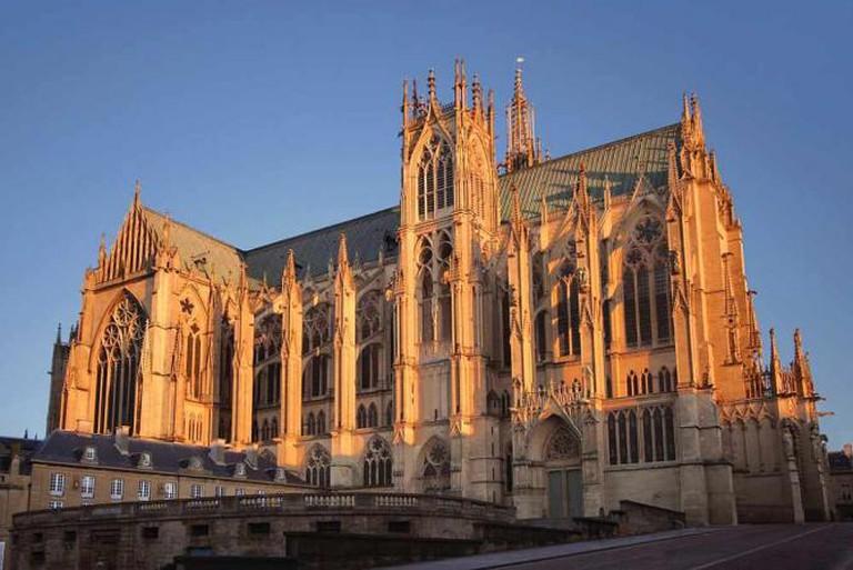 Metz Cathedral   © Romanodi/WikiCommons