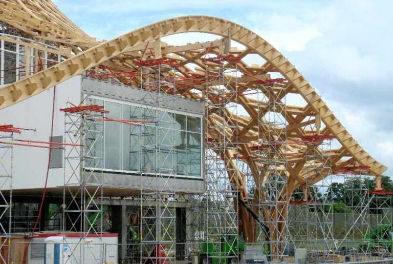 Centre Pompidou Metz | © MOSSOT/WikiCommons