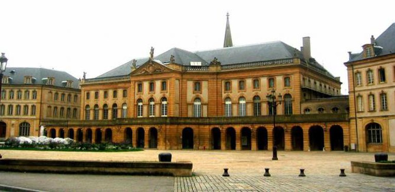Metz Theatre   © Andreas Praefcke/WikiCommons