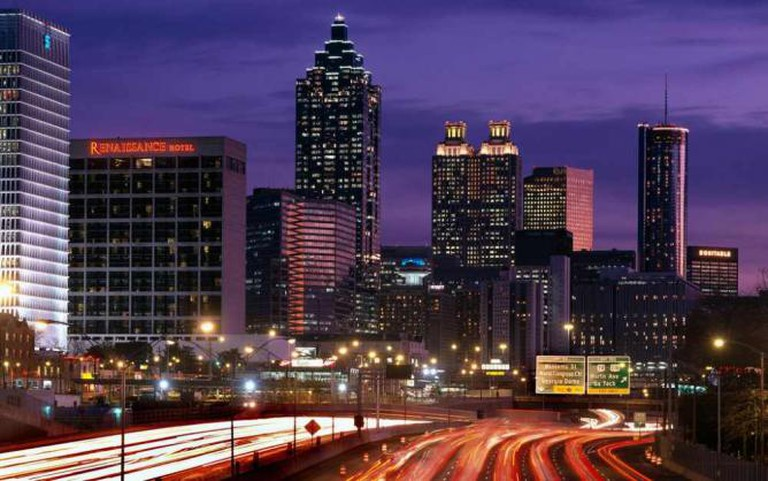 Downtown Atlanta Skyline | © blairsmith66/Flickr