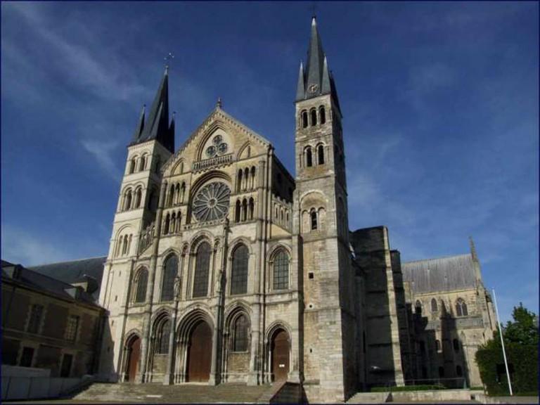 Basilique St-Rémi   © Mattana - Mattis/Wikicommons