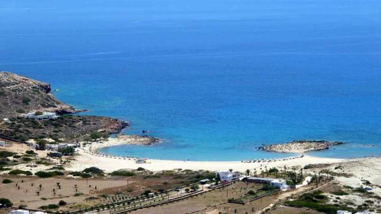 Maganari Beach