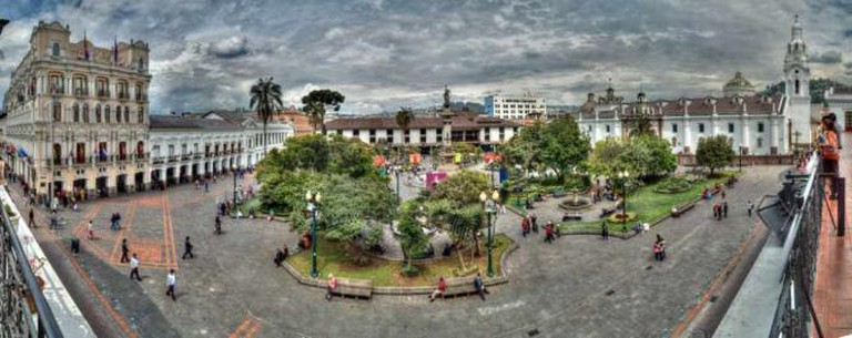 Plaza Grande | ©Ángel M. Felicísimo/Flickr