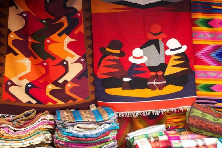 Artisan Market Quito | ©Nicolas de Camaret/Flickr