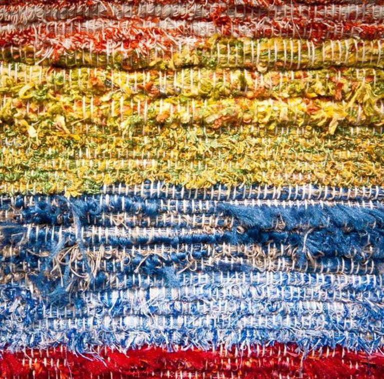 Rug at Edina Art Fair | © Holly Kuchera/Flickr