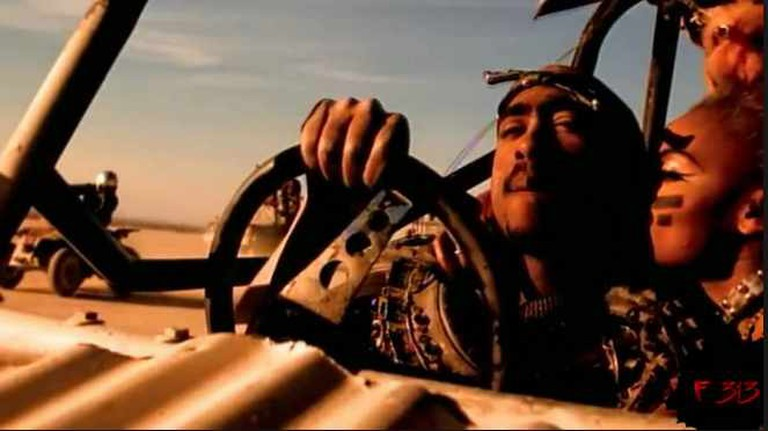 California Love Music Video