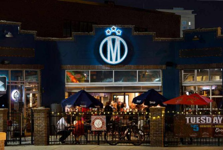The Monarch's patio | Courtesy The Monarch
