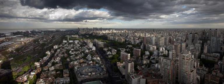 Buenos Aires skyline | © Jimmy Baikovicius/Flickr