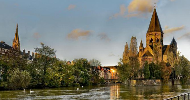 Metz, France | ©  leonhe2/Flickr