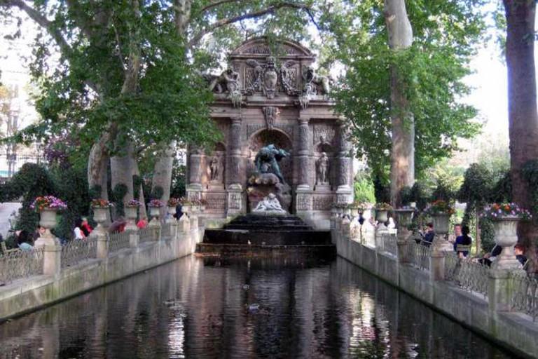 Medicis Fountain - Jardin du Luxembourg