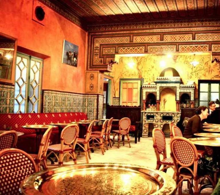 Moroccan Tea Room