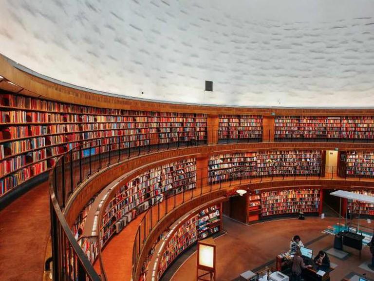 Stockholms Stadsbibliotek
