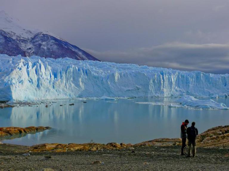 Perito Moreno Ⓒ Marina & Enrique/Flickr
