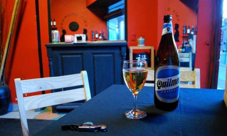 Quilmes beer | Ⓒ Valeria Hinojosa/Flickr