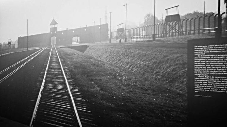 Destination: Auschwitz-Birkenau © Rory McInnes-Gibbons