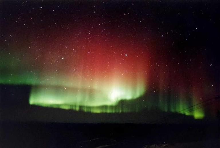 The Auroras over Alaska