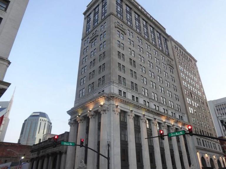 Hotel Indigo, Nashville | © Michael Rivera/WikiCommons