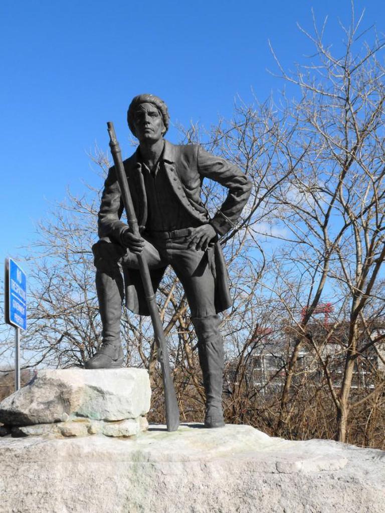 Timothy Demonbreun statue, Nashville | © jpc.raleigh/Flickr