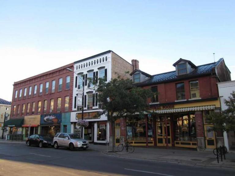 Historic Princess Street