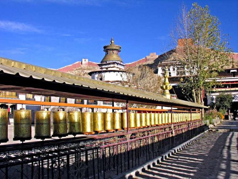 Tibet | © Dennis Jarvis/Flickr