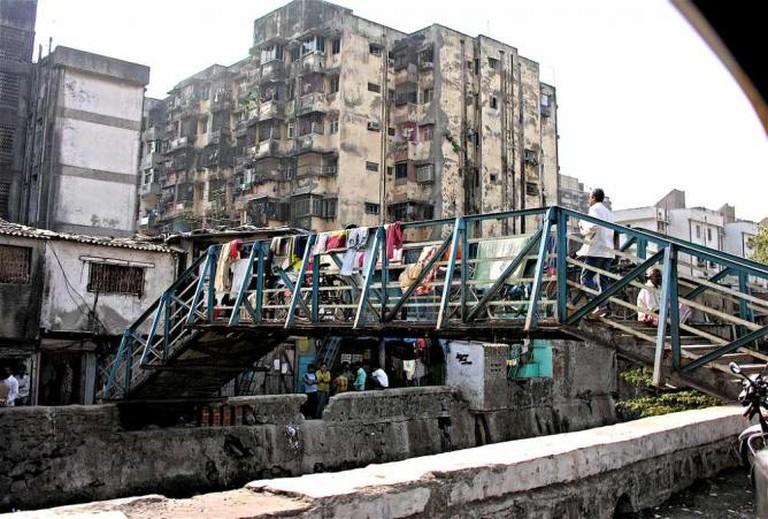 Dharavi Slum | © Jon Hurd/Flickr