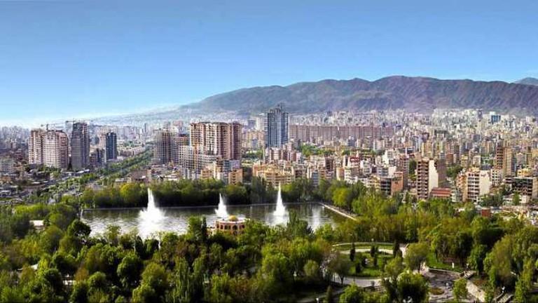 Tabriz cityscape | © Hoseinb007/Wikicommons