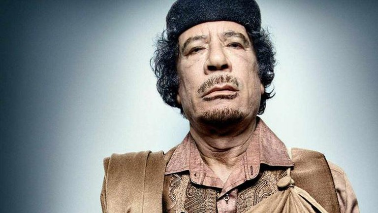 Mad Dog – Gaddafi's Secret World | © BBC Films