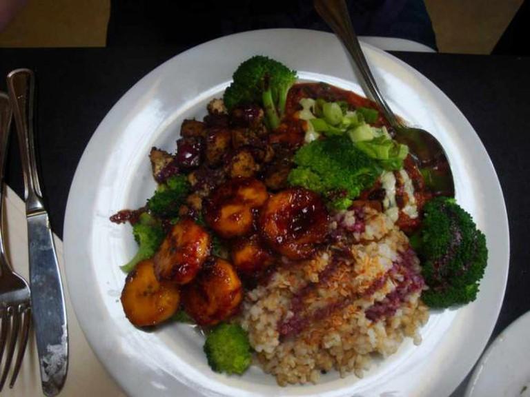 Caribbean food