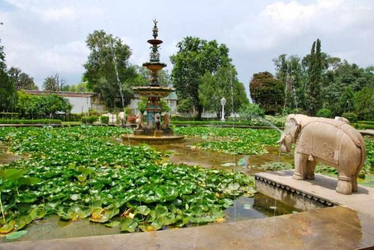 Giardini Saheliyon Ki Bari - Udaipur | © Andrea Camposarcone /Flickr