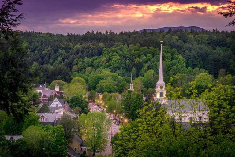 Stowe, VT | Courtesy of gostowe.com