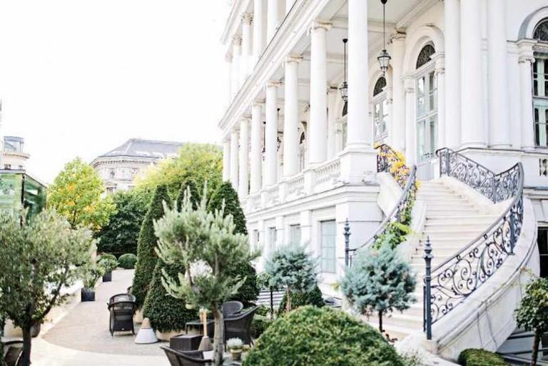 Palais Coburg - Hotel Residenz © Tina Herzl