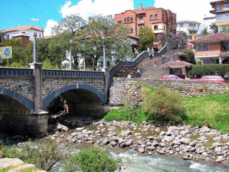Tomebamba River