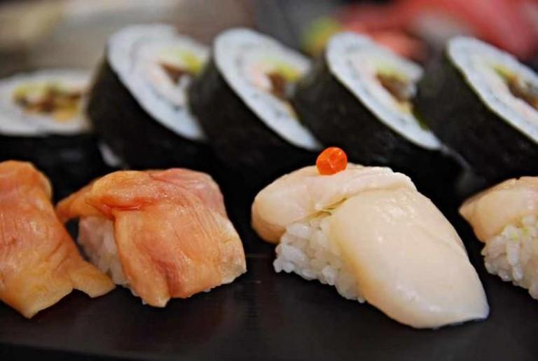 Aka-gai Sushi