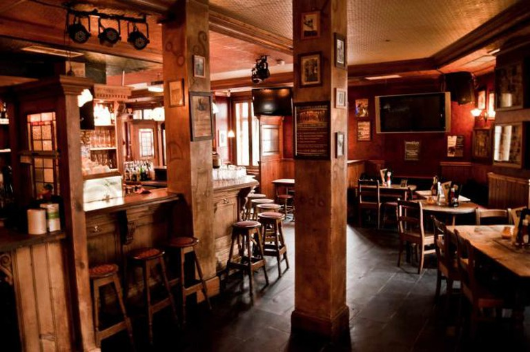 Pub interior space | Courtesy of O' Reilly's Irish Pub