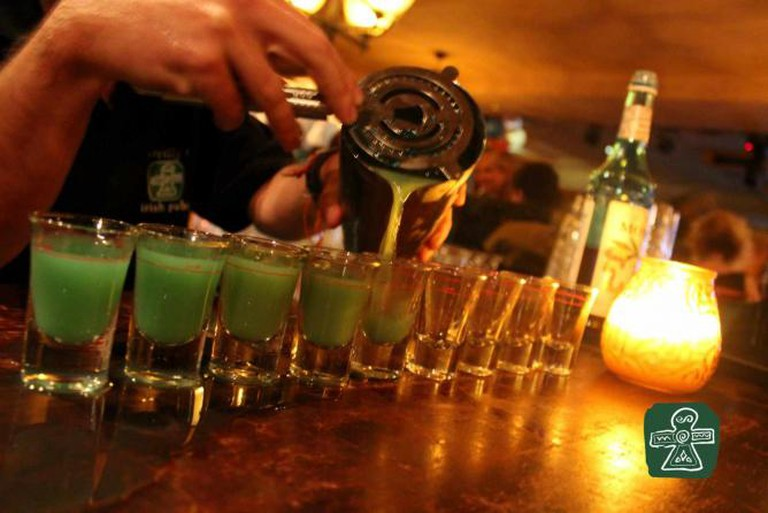 Special shots | Courtesy of O' Reilly's Irish Pub