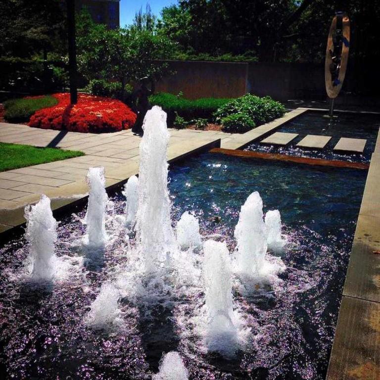 BMA Sculpture Garden | Courtesy Gertrude's