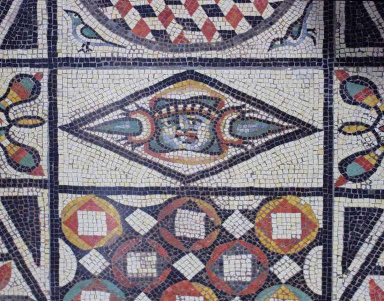 Roman Mosaics | ©KennandNyetta/Flickr